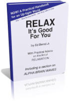 Click on book to download free copy and free Silva Stress Relief program.
