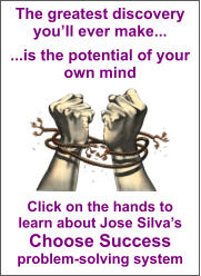 Click for information and to buy Silva Mind Choose Success Problem Solving System
